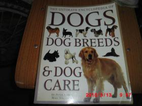 The Ultimate Encyclopedia of Dogs: Dog Breeds & Dog Care 狗的终极百科全书:狗品种和狗护理