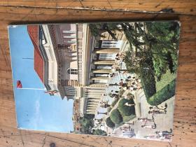 2350:《少年宫》明信片 ,中国福利会少年宫编上海人民美术出版社出版