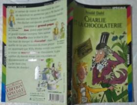 Roald Dahe:Charlie et la chocolaterie罗尔德达赫:查理和巧克力工厂 现货