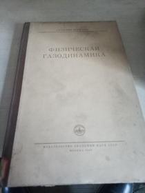 物理气体动力学.俄文