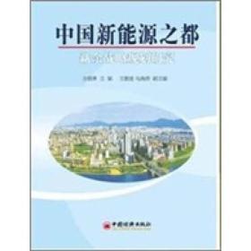 中国新能源之都  新余战略规划研究