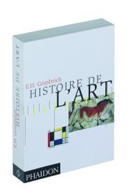 艺术的故事 法语版 Histoire de lart 法文版 E.H.Gombrich 贡布里希著