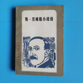 斯茨威格小说选【二十一世纪外国文学丛书】