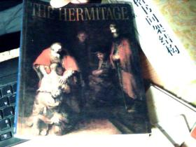 英文版 THE HERMITAGE(冬宫博物馆) 差不多九品         Q6