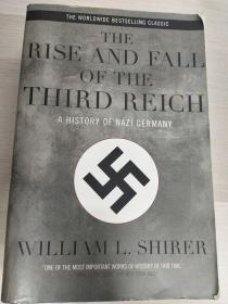 《第三帝国的兴亡》The Rise and Fall of the Third Reich 1599页 【英文原版, 品相佳】