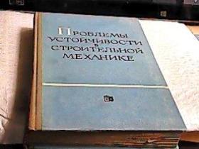 结构力学中的稳定度问题(俄文精装)