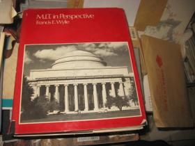 M,,T,IN PERSPECTIVE  A PICTORIAL HISTORY OF THE MASSACHUSETTS INSTITUTE OF TECHNOLOGY 私藏有划线