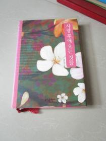 一本韩国文韩国语韩文韩语原版书(编号89)
