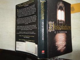 Dissoluction C.J.SANSOM
