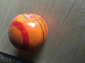 怀旧玩具小皮球