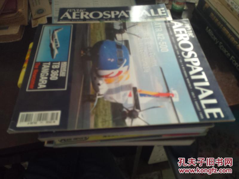 REVUE AERO SPATIALE(JULY-AUGUST 1996)