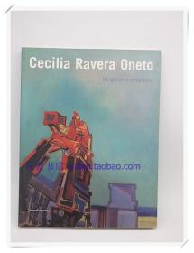 油画艺术 Cecilia Ravera Oneto. Presenze industriali nel paesaggio 意大利语版
