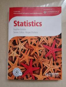 Statistics:Cambridge International AS and A Level Mathematics