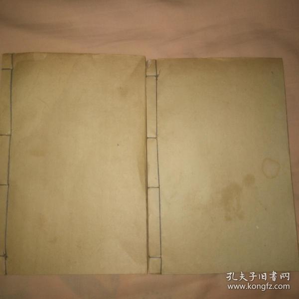 光绪19年上海古月香阁石印《新斋谐》(子不语)24卷全二册