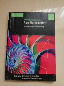 Advanced Level Mathematics:Pure Mathematics 1