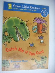 Green light readers level 2: Catch me if you can! 英文24开