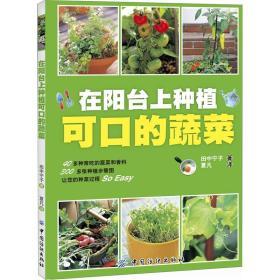 在阳台上种植可口的蔬菜
