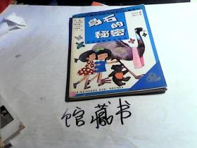 鸟石的秘密(中华鲟儿童文学新作丛书)馆藏