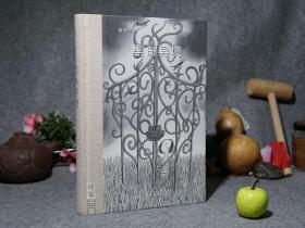 《几米作品:黑白异境》(精装 -汕头大学)2004年一版一印 品好未使用※ [台湾绘本画家 笔记本、日记本、漫画集-反映都市人共同的心声、对真、善、美的信仰与渴望]