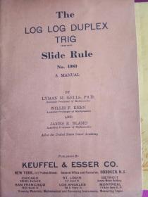 THE LOG LOG DUPLEX TRIG