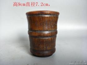清代老牛角杯子/95