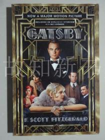 THE GREAT GATSBY  (正版现货)