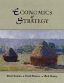 The Economics Of Strategy