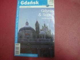 GDAŃSK  ESSENTIAI  CITY  GUIDES【格但斯克 基本城市指南 】在波兰
