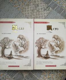 飘-世界经典名著文库(全2册)
