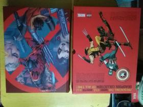 DEADPOOL THE AOAMANTIUM COLLECTION