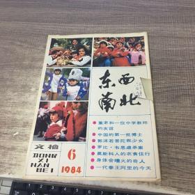 东西南北1984年第6期