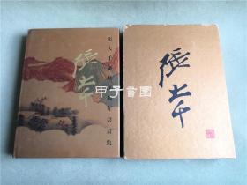 《张大千诞辰100周年书画集》 一函一册  大16开硬精装