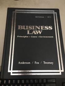 business law 精装