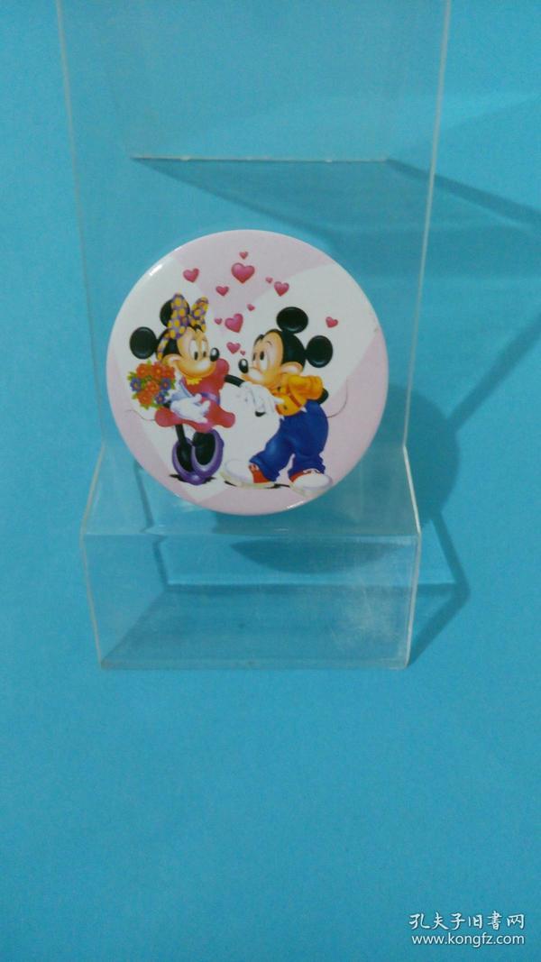 米老鼠情人节(迪士尼动漫徽章)