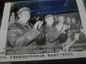 照片--毛主席、林彪、刘少奇、朱德、董必武