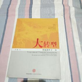 大转型-中国改革下一步