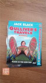 格列佛游记 DVD 杰克·布莱克