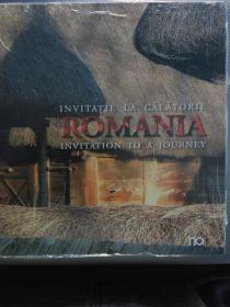 英文原版书 Romania. Invitatie la calatorie - Invitation to a Journey Hardcover – 2013 by Dana Voiculescu Daniel Focsa (Author)