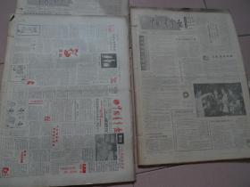 1979年 中国青年报 第5月6月7月8月9月10月11月12月份[共八个月]合订