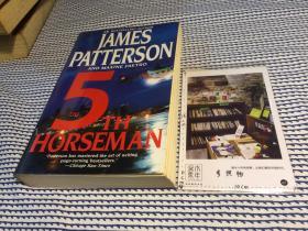 英文原版 the 5th horseman   【存于溪木素年书店】