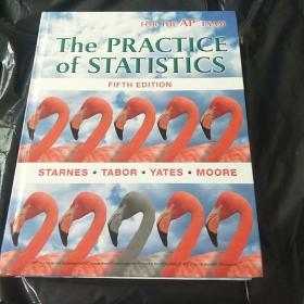 英文原版 FOR THE AP EXAM The PRACTICE of STATISTICS FIFTH EDITION AP考试统计实践第五版