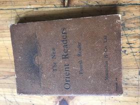2297:1904年 《the new orient readers fourth reader 》新东方读者 第四读者