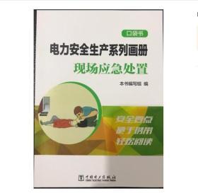 新书_电力安全生产系列画册一现场应急处置_电力出版社