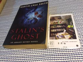 英文原版  Stalins Ghost 【存于溪木素年书店】