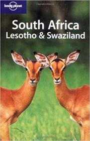 英文原版书 South Africa, Lesotho and Swaziland (Lonely Planet Regional Guides)