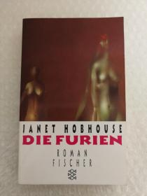 JANET HONHOUSE DIE FURIEN