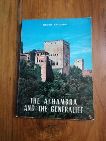 THE ALHAMBRA AND THE GENERALIFE 阿尔罕布拉宫的艺术