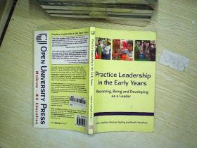 PRACTICE LEADERSHIP IN THE EARLY YEARS