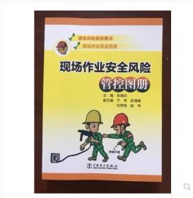 新书】 现场作业安全风险管控图册-张瑞兵编_电力出版社
