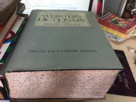 THE NEW LEXICON WEBSTER's DICTIONARY OF THE ENGLISH LANGUACE